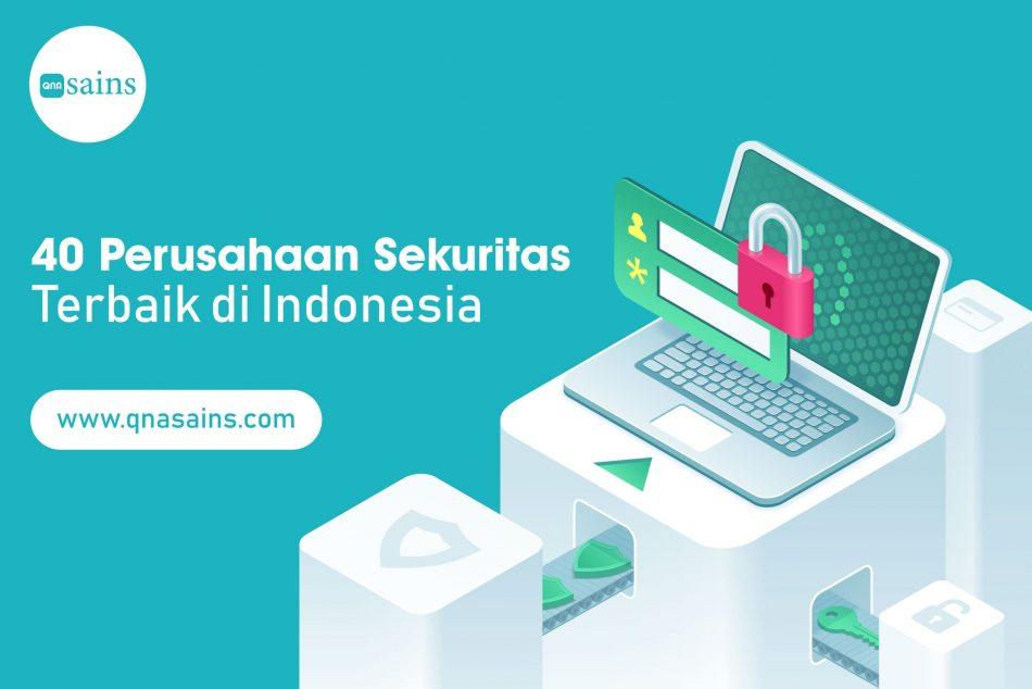 40 Perusahaan Sekuritas Terbaik di Indonesia